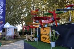 Jardins en Seine 2018 édition d'automne sur les terrasses du Fécheray - SURESNES (92)