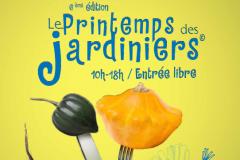 Le printemps des jardiniers Domaine de la Grange La Prévôté - SAVIGNY-LE-TEMPLE