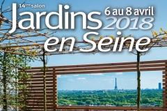 Jardins en Seine 2018 - Terrasses du Fécheray au pied du Mont-Valérien - SURESNES