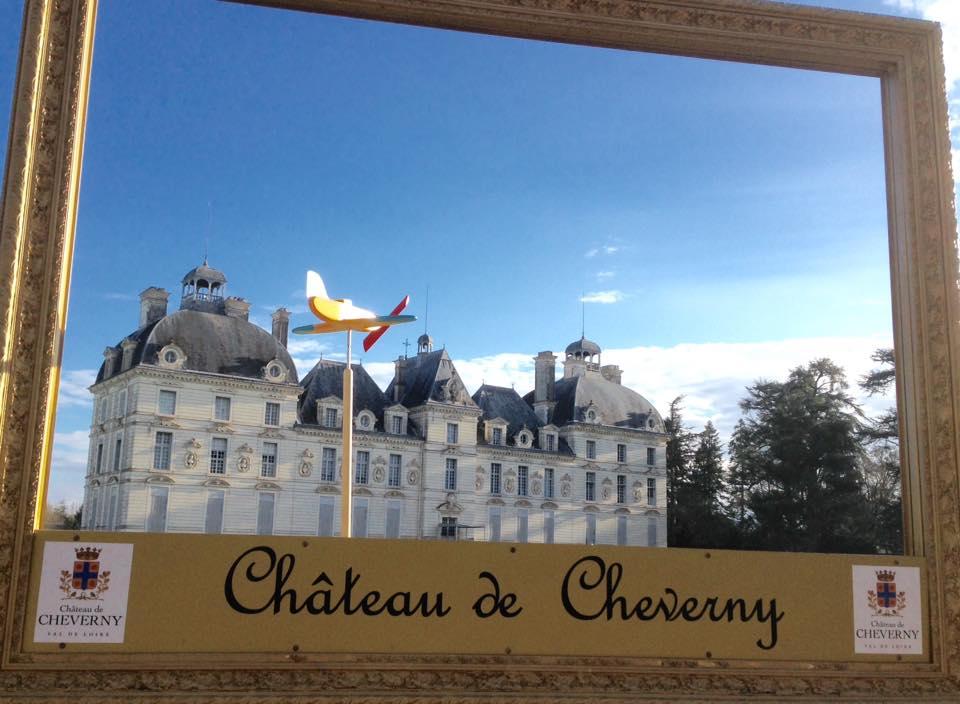 Fête des plantes au Château de CHEVERNY (41)
