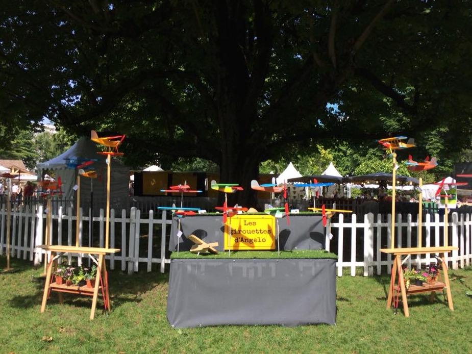 Jardin bonheur - Parc de la Planchette LEVALLOIS (92)