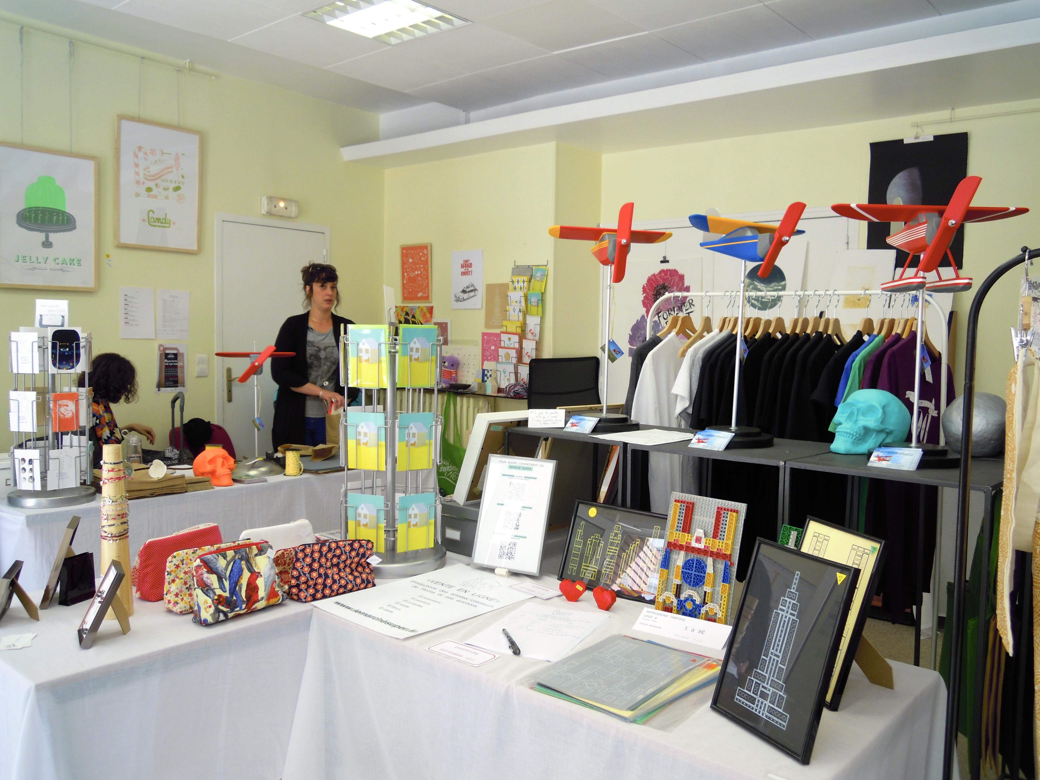 Boutique éphémère - REIMS (51)