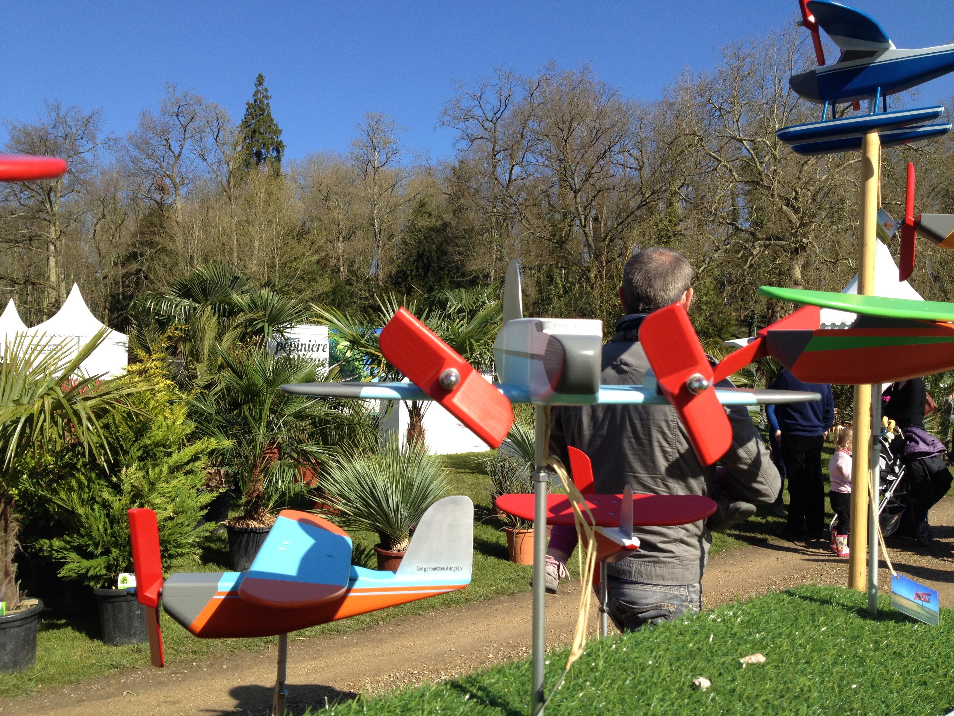 Journées des plantes et art du jardin - CRECY-LA-CHAPELLE (77)