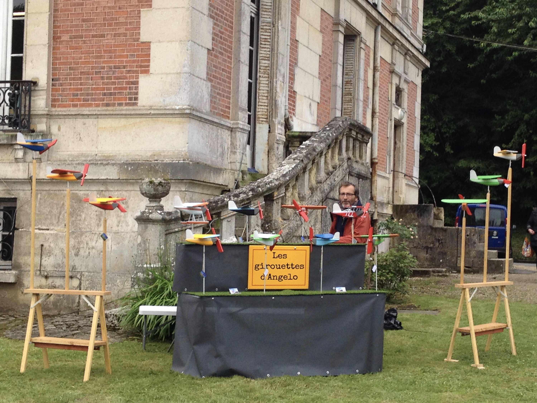 Festival aux jardins à l'Instititut Charles Quentin - PIERREFONDS (60)