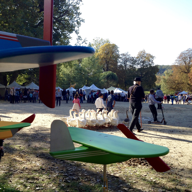 Fête de la campagne au Parc Manchez - L'ISLE ADAM (95)