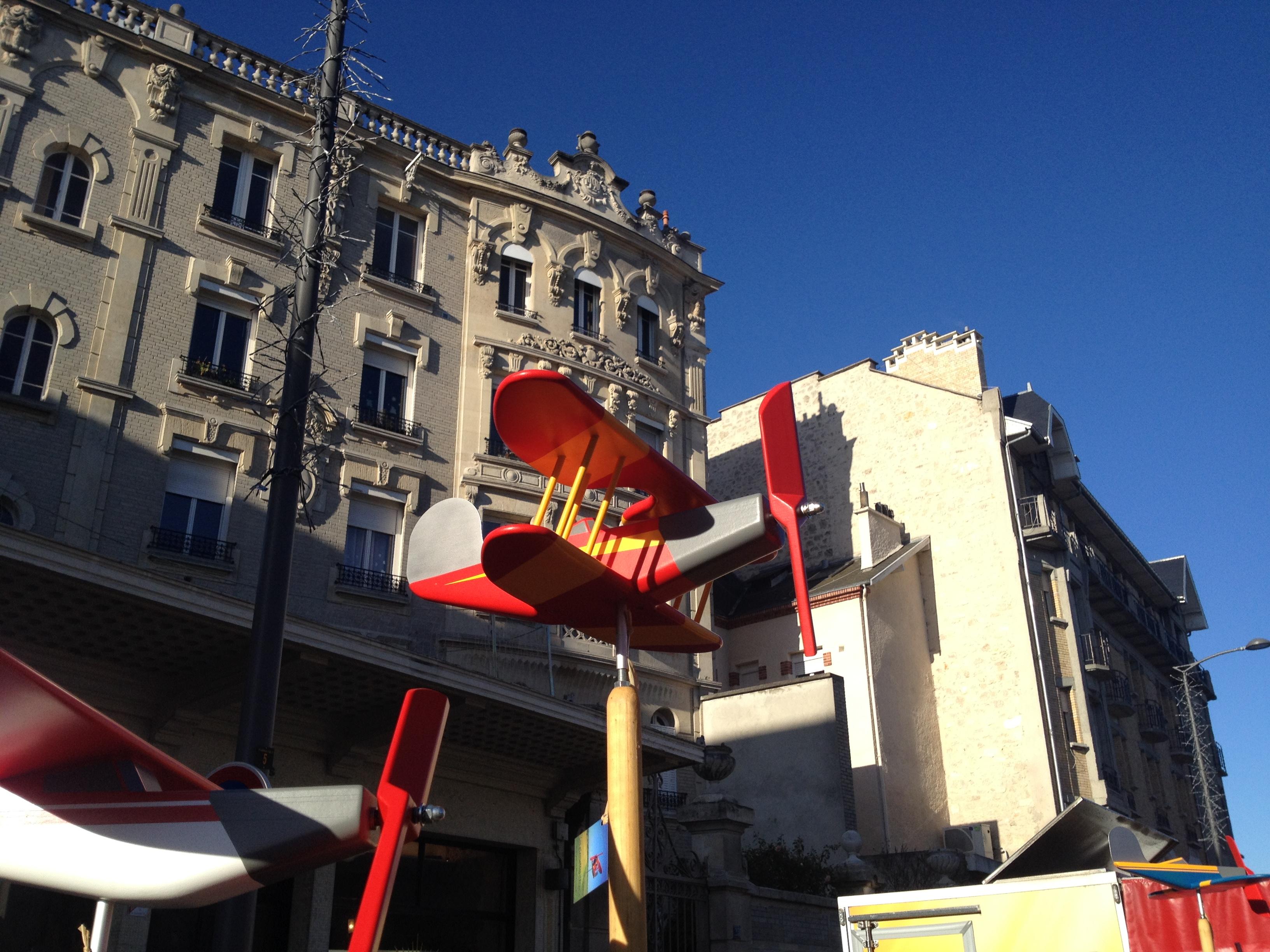 Marché du Boulingrin - REIMS (51)