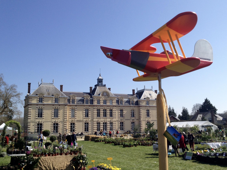 Le printemps des jardiniers au Domaine de la Grange - SAVIGNY-LE-TEMPLE (77)