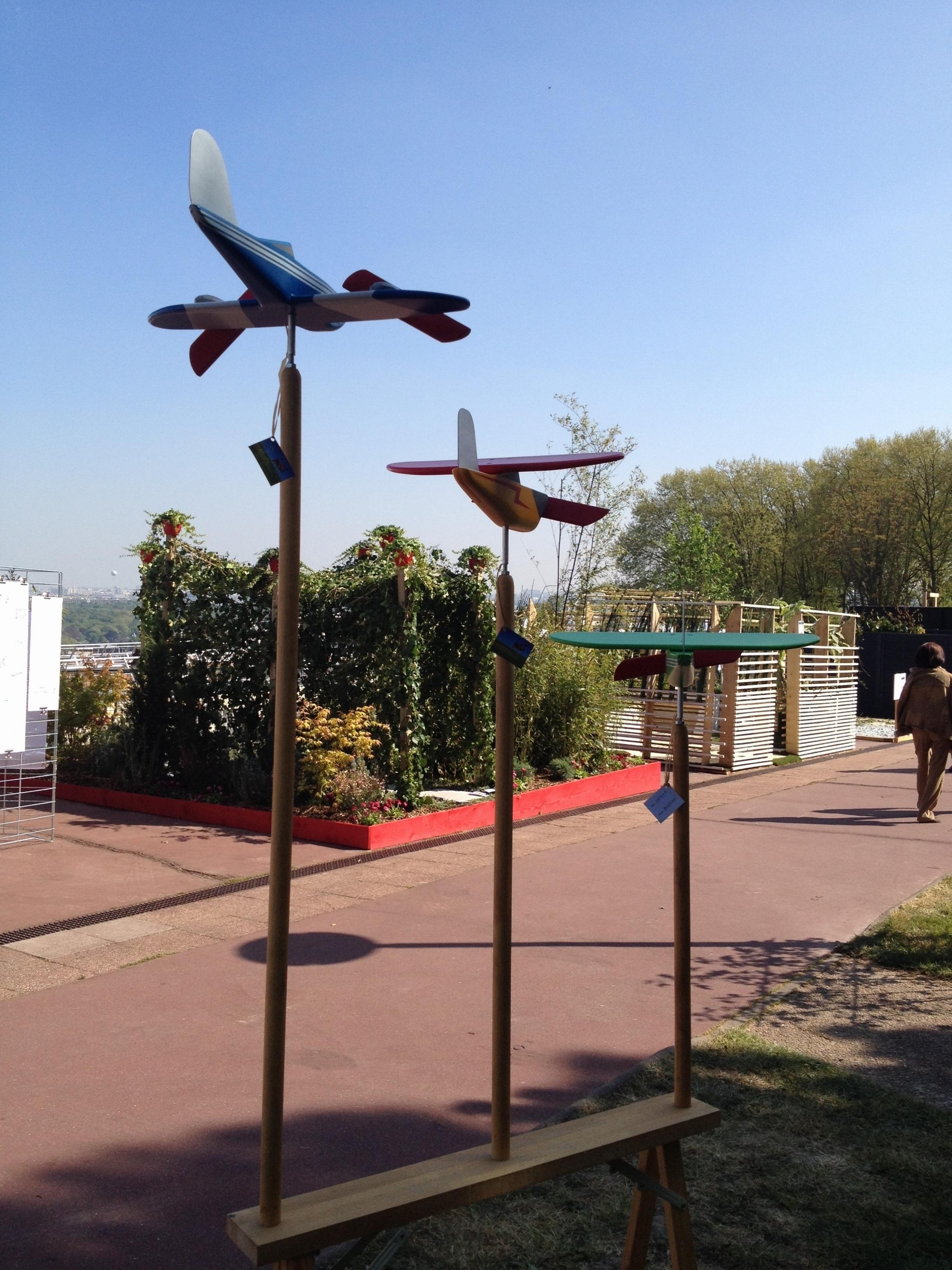 Jardins en Seine 2017 sur les terrasses du Fécheray - SURESNES (92)