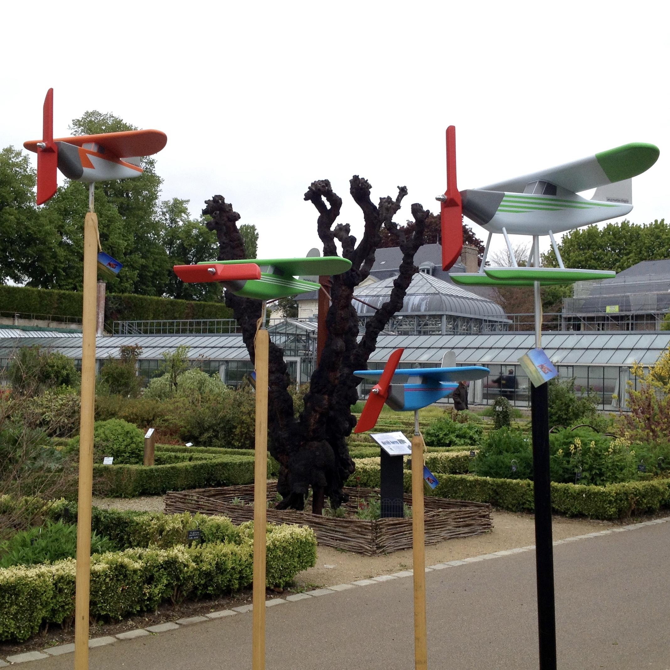Fête des plantes au jardin des plantes - AMIENS (60)