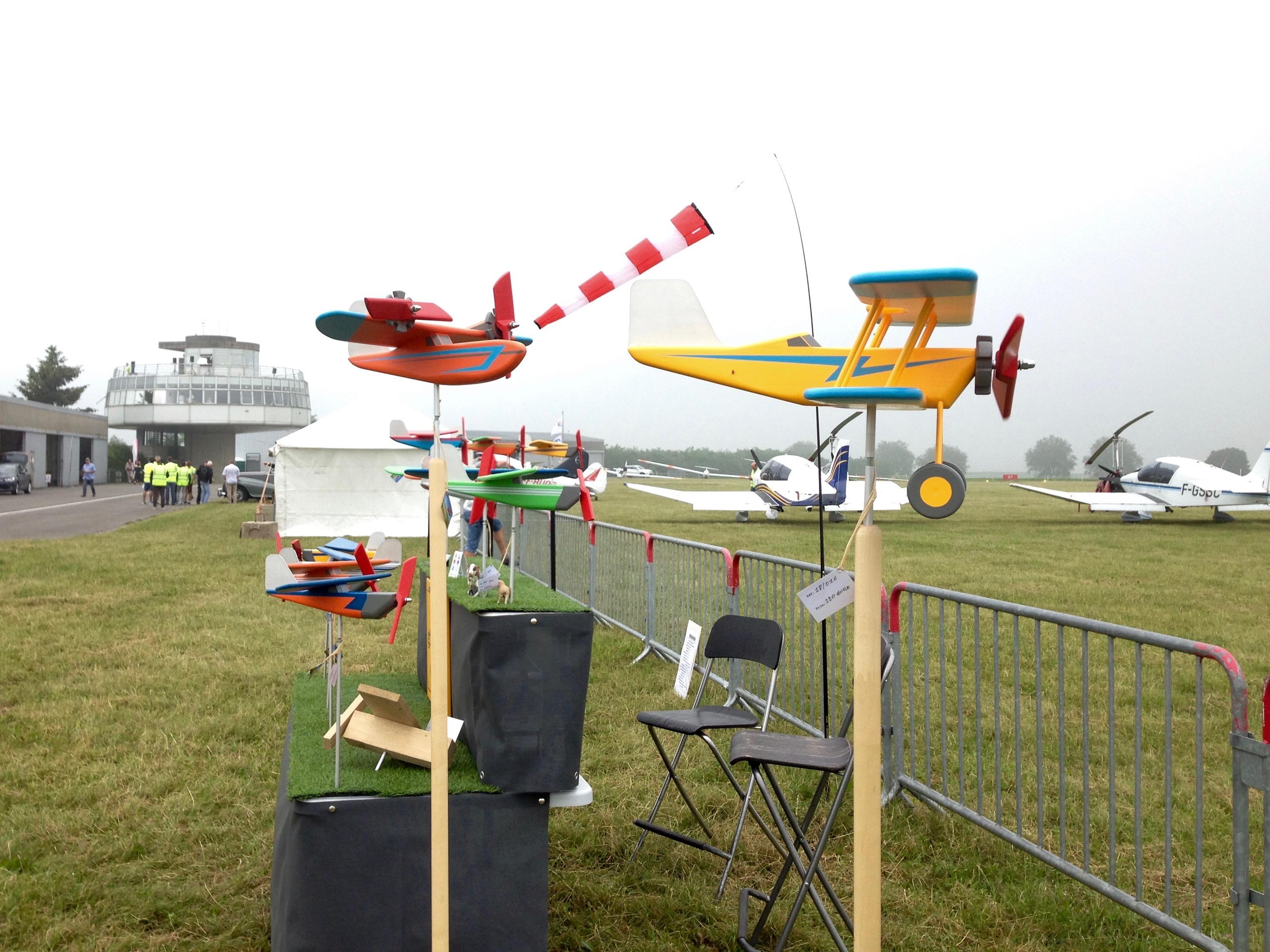 Journée Porte Ouverte - Aérodrome de SOISSONS (02)