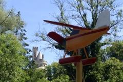 Festival au jardin à l'Instititut Charles Quentin - PIERREFONDS (60)