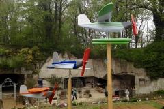 Salon Nature & art du jardin aux carrières de Montigny - MACHEMONT (60)