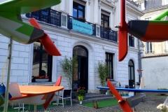 Boutique éphémère Le pavillon marchand au restaurant Le pavillon CG - REIMS (51)