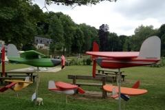 Festival au jardins à l'Instititut Charles Quentin - PIERREFONDS (60)
