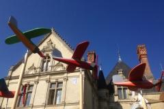 Fête des plantes et des poules au Château de la Bourdaisière - MONTLOUIS-SUR-LOIRE (37)
