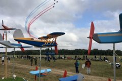 Fête aérienne Le  temps des hélices - Aérodrome de Cerny La Ferté-Alais (91)