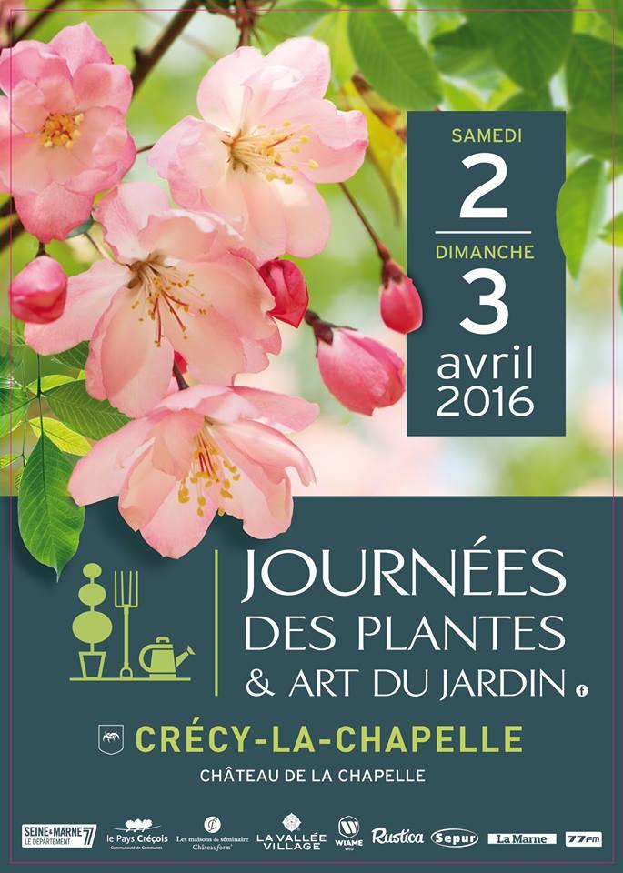 Journées des plantes & Arts du jardin au Château de la Chapelle - CRECY-LA-CHAPELLE