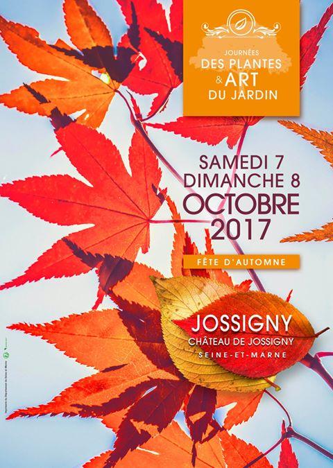 ournées des plantes & Art du jardin au Château de Jossigny