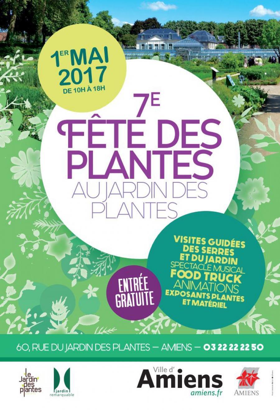 Fête des Plantes au Jardin des plantes - AMIENS
