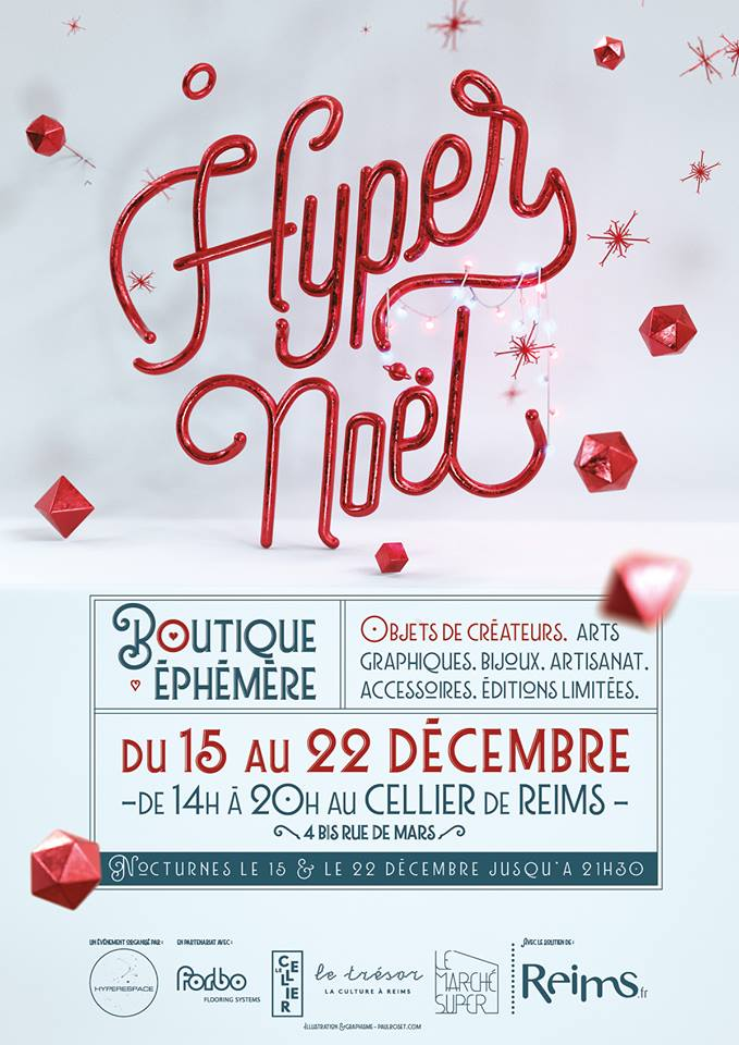 HyperNoël #2 - Le Cellier - REIMS