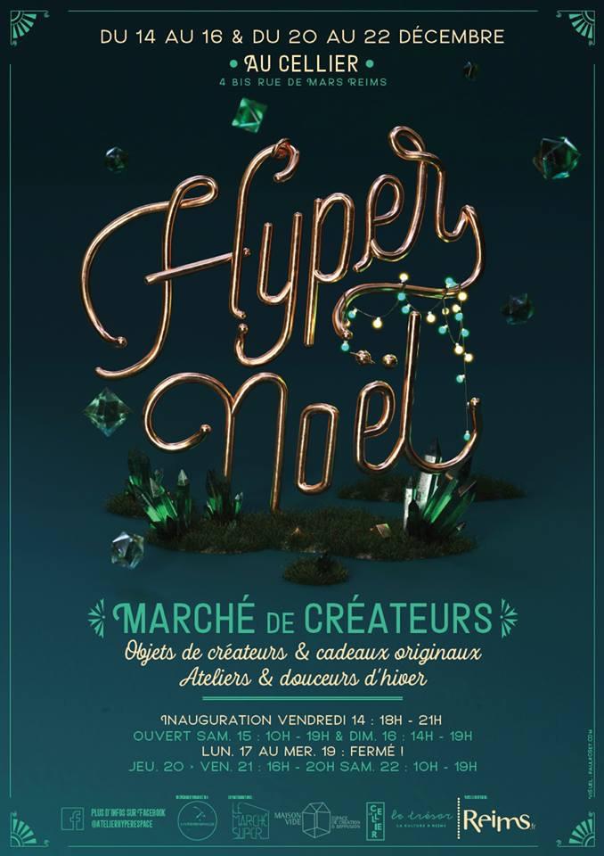 HyperNoël #3 - Le Cellier - REIMS