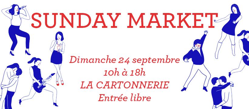 Sunday Market Marché de créateurs - REIMS
