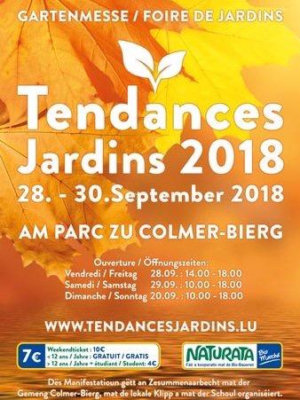 Tendances Jardins - COLMAR-BERG (Luxembourg)