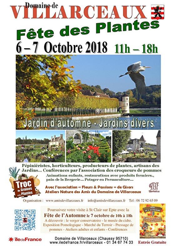 Jardin d'automne - Jardins divers - Domaine de VILLARCEAUX