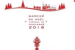 Marché de Noël - Château de PONTARME