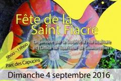 Fête de la Saint-Fiacre - COULOMMIERS