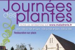 Journées des plantes à la Maladrerie Saint-Lazare - BEAUVAIS