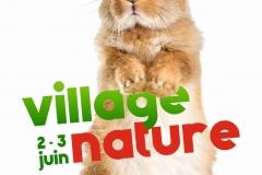 Village nature au parc Marc Sangnier - ANTONY