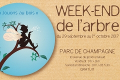 Week end de l'Arbre 2017 - REIMS (51)